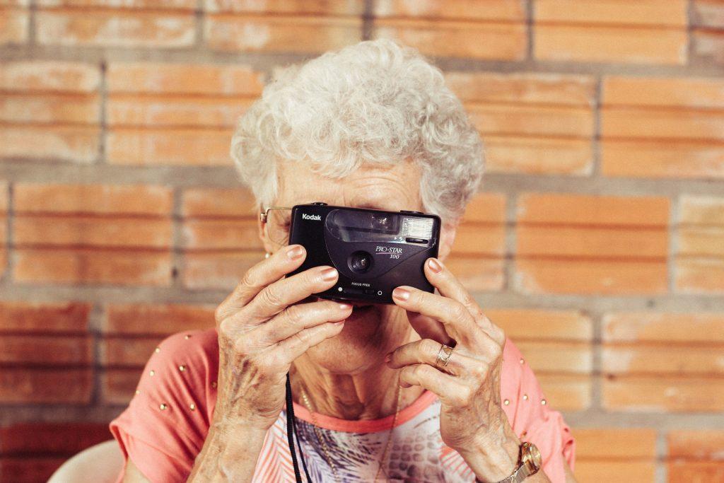 Gezelschap voor ouderen in Amstelveen